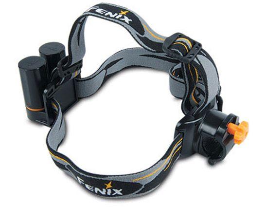 Fenix HB01 Flashlight Headband Fits E12, E15, E21, LD12, LD22, PD22