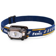 Fenix HL15 LED Headlamp, Black, 200 Max Lumens