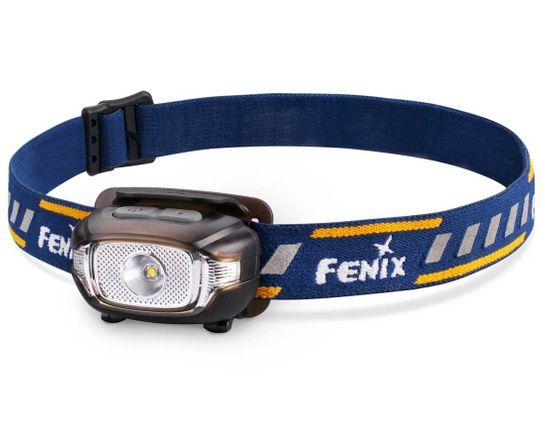 Fenix HL15 LED Headlamp, Black, 200 Max Lumens