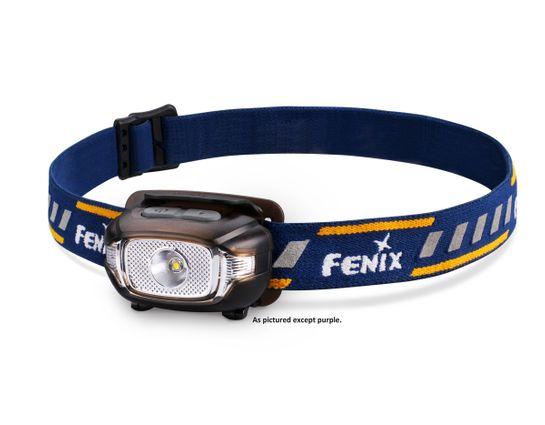 Fenix HL15 LED Headlamp, Purple, 200 Max Lumens