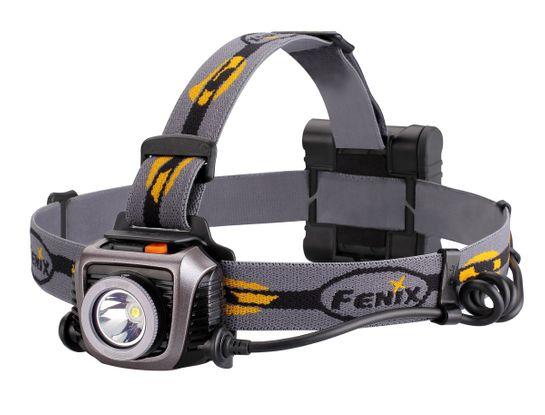 Fenix HP15UE LED Headlamp in grey