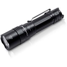 Fenix PD40R V2.0 Rechargeable LED Flashlight, Black, 3000 Max Lumens