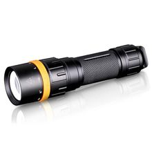 Fenix SD11 Diving LED Flashlight, Black, 1000 Max Lumens