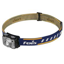 Fenix HL12R Rechargeable LED Headlamp, Gray, 400 Max Lumens