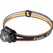 Fenix HL40R Focusable Rechargeable LED Headlamp, Black, 600 Max Lumens