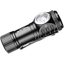 Fenix LD15R Right Angle Rechargeable LED Flashlight, Black, 500 Max Lumens