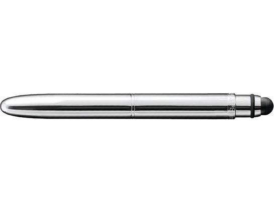 Fisher Chrome Grip Bullet Space Pen with Stylus