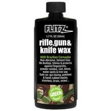 Flitz GW 02785 Rifle, Gun and Knife Wax - 7.6 oz. Bottle