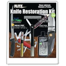 Flitz KR 41511 Knife Restoration Kit