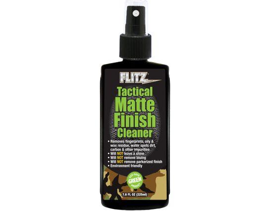 Flitz TM 81585 Tactical Matte Finish Cleaner 7.6 fl oz. (225ml)