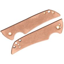 Flytanium Copper Scales for Kershaw Skyline - Knife Not Included