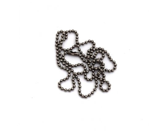 Flytanium Titanium Ball Chain Necklace Small