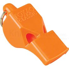 Fox 40 Classic Safety Whistle, Orange