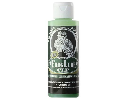 FrogLube CLP Liquid, Cleaner Lubricant Protectant 4 oz. Bottle