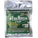 FrogLube CLP FrogWipes, Cleaner Lubricant Protectant Wipes, 5 Pack, Resealable Pouch