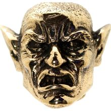 GD Skulls USA Bronze M3 Monsters of the World Elf Bead