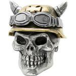GD Skulls USA B2 Biker Skull 2