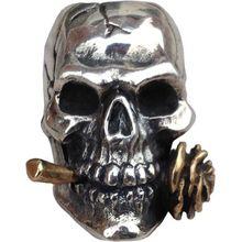 GD Skulls USA KC4 Rose Skull 1