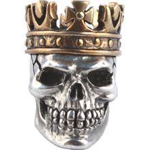 GD Skulls USA KC5 Small King Skull
