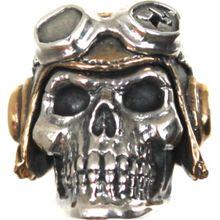 GD Skulls USA SP4 Large Pilot Skull