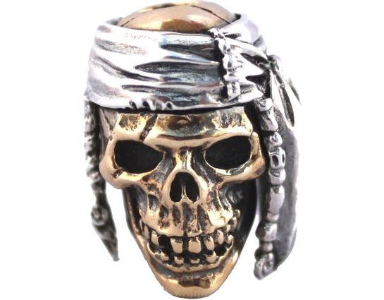 GD Skulls USA W7 Indian Skull 2