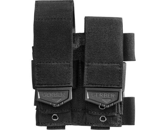 Gerber CustomFit Quad MOLLE Compatible Sheath, Black