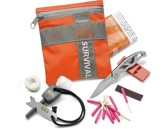Gerber 31-000700 Bear Grylls Basic Survival Kit