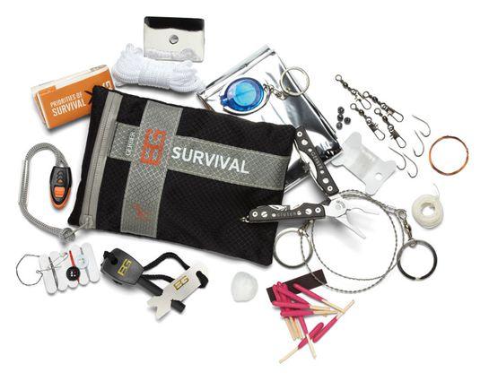 Gerber 31-000701 Bear Grylls Ultimate Survival Kit