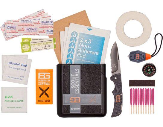 Gerber 31-001078 Bear Grylls Scout Essentials Kit