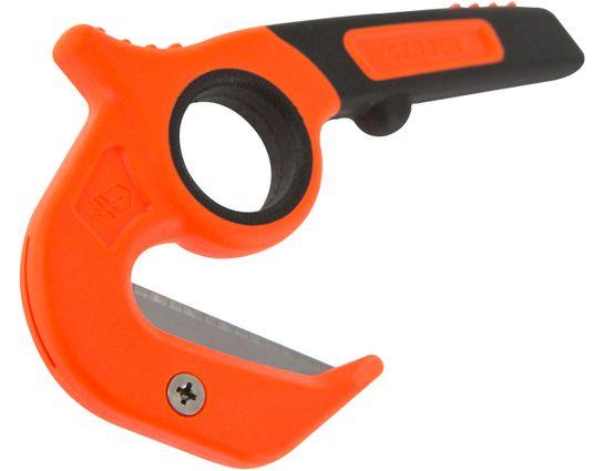 Gerber Vital Zip Knife, 5 inch Overall, Replaceable SK5 Carbon Steel Blades