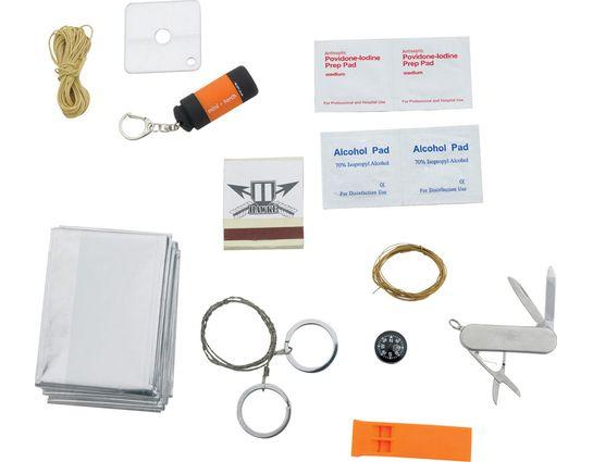 Mykel Hawke SK1 Longitude Survival Kit