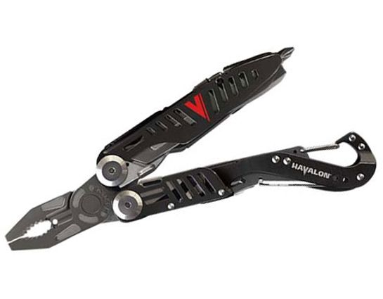 Havalon Evolve Jim Shockey Edition Replaceable Blade Multi-Tool, Nylon Pouch