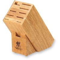 Zwilling J.A. Henckels Storage Hardwood Knife Block, 10 Slots