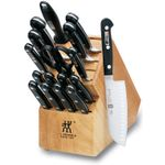Zwilling J.A. Henckels TWIN Pro 'S' 18 Piece Kitchen Block Set