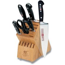 Zwilling J.A. Henckels TWIN Pro 'S' 7 Piece Kitchen Block Set