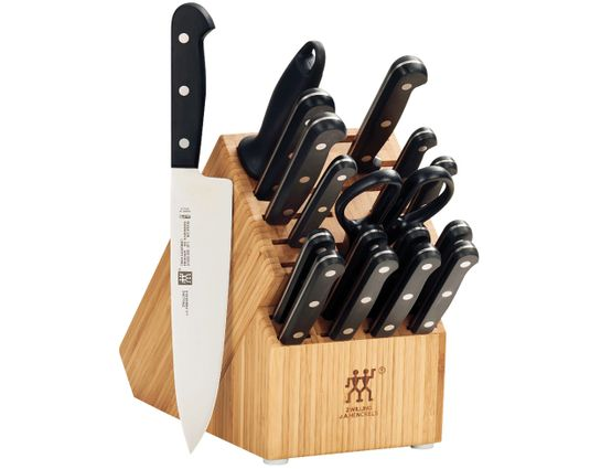 Zwilling J.A. Henckels TWIN Gourmet 18 Piece Block Set