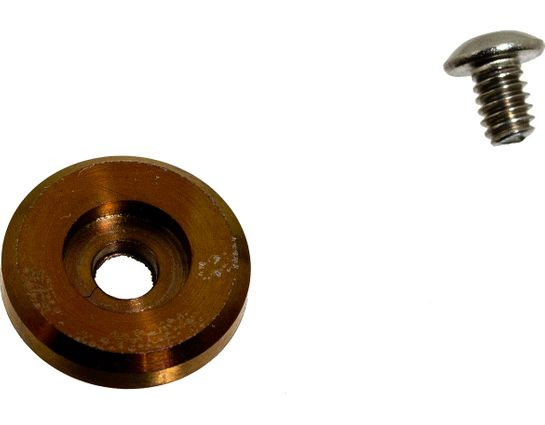 Rick Hinderer Knives Bronze Anodized Titanium Lockbar Stabilizer for All Models