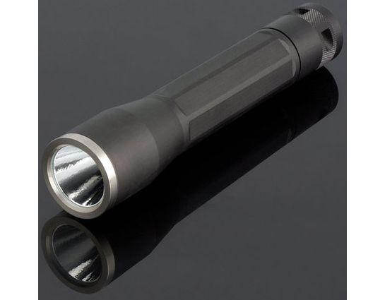 INOVA XO3 Lithium Powered LED Flashlight 200 Max Lumens, Black Color Body