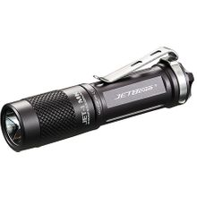 JETBeam JET-1 MK Aluminum LED Flashlight1 x AA, 480 Max Lumens