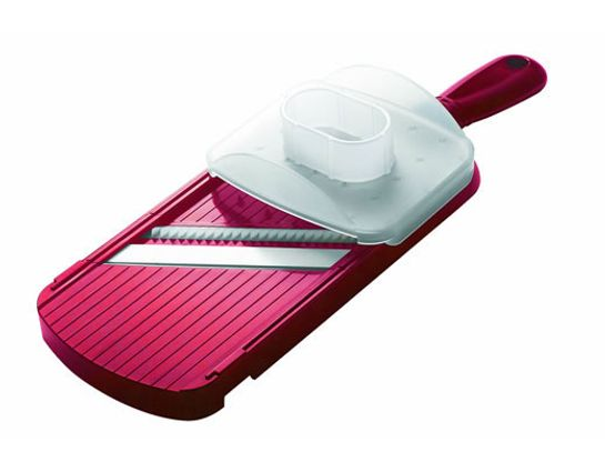 Kyocera Advanced Ceramics (Red) Wide Julienne Mandoline Slicer