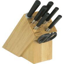 KAI Wasabi 8 Piece Block Set
