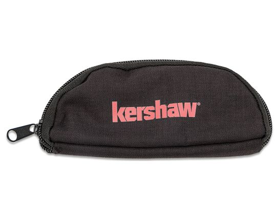 Kershaw Single Knife Pouch, Fits up to 5.25 inch Folders
