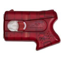 Kimber America PepperBlaster II Pistol Grip Pepper Self-Defense Solution, Red