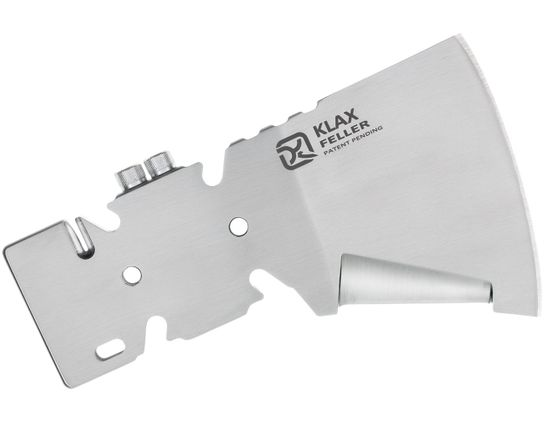 Klecker KLAX-01 Feller 3.75 inch Stainless Steel Axe Head