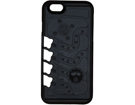 Klecker Stowaway Tool Carrier iPhone 7 Case, Mechanical, Black