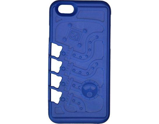 Klecker Stowaway Tool Carrier iPhone 7 Case, Mechanical, Blue