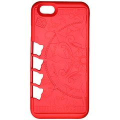 Klecker Stowaway Tool Carrier iPhone 7 Case, Organic, Coral