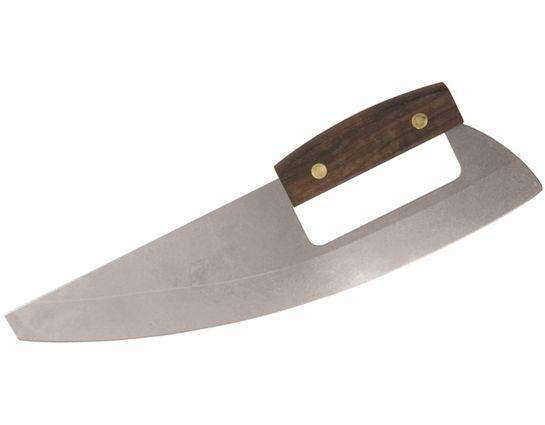 LamsonSharp USA Walnut Handle 12 inch Chef's Knife