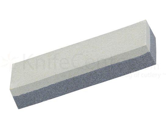 Lansky 6 inch x 2 inch Dual Grit Combo Stone