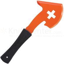 Lansky Firefighter's Battle Axe, 15 inch Overall Length, Leather Sheath